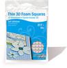 Thin 3D Self Adhesive Foam Squares - Scrapbook Adhesives
