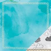 Indigo Inspiration Paper - Amy Tangerine - Sketchbook