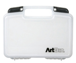"Quick View 10"" Clear Storage Case - ArtBin"