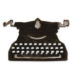 Vintage Typewriter Bigz Die - Tim Holtz