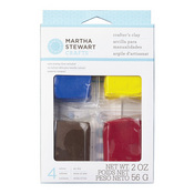 Basic Colors Crafter's Clay Set, Martha Stewart Crafts