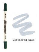 Weathered Wood Dual Tip Distress Marker - Tim Holtz