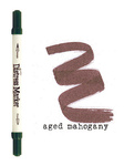 Aged Mahogany Dual Tip Distress Marker - Tim Holtz