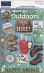 Take A Hike Stickers - Karen Foster