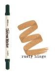 Rusty Hinge Dual Tip Distress Marker - Tim Holtz