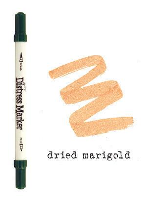 Dried Marigold Dual Tip Distress Marker - Tim Holtz
