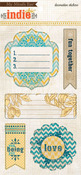 History Decorative Stickers - Indie Chic - My Minds Eye