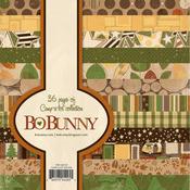 Camp-A-Lot 6 x 6 Paper Pad - Bo Bunny