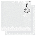 Bridal Bouquet  - Pleasure Moments  Glitter Paper