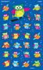 Owl-Stars! Stickers - Trend