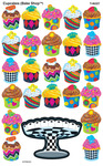 Cupcake Bake Shop Stickers - Trend