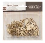 Wood Veneer Transportation Shapes - Studio Calico