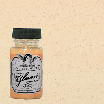 Butterscotch Glam Glitter Paint - Tattered Angels