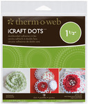 "iCraft Adhesive Dots 1.5"" - Therm O Web"