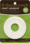 iCraft Adhesive 1/8in Tape Roll - Therm O Web