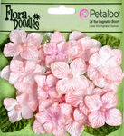 Pink Velvet Hydrangea Flowers - Petaloo