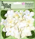 Cream Velvet Hydrangea Flowers - Petaloo