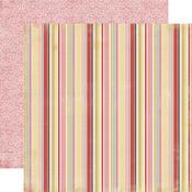 Stripes Paper - Beautiful Moments - Carta Bella