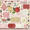 beautiful moments cardstock stickers