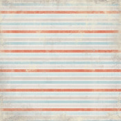 Stripe/Driftwood chevron Paper - Fresh - Authentique