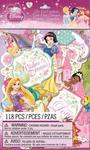 Princess Die-Cut Cardstock Pieces