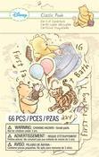 Classic Pooh Die - cut Cardstock Pieces