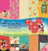 Disney Mickey Family Specialty 12x12 Paper Pad