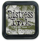 Forest Moss Distress Ink Pad - Tim Holtz