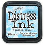 Tumbled Glass Distress Ink Pad - Tim Holtz