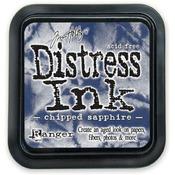 Chipped Sapphire Distress Ink Pad - Tim Holtz
