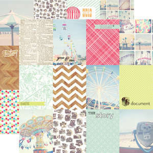 Journaling Cards Paper - Everyday Eclectic - Echo Park
