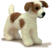 Dog Dimensions Needle Felting Kit