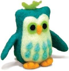 Owl Dimensions Needle Felting Kit