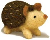 Hedgehog Dimensions Needle Felting Kit