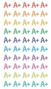A Plus Student Stickers
