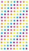Rainbow Stars Stickers