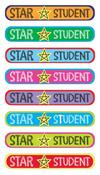 Star Student Repeats Stickers