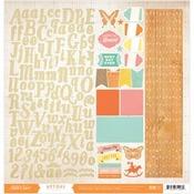 Heyday 12 x 12 Sticker Collection - Studio Calico