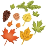 Fall Foliage Shapeabilities - Spellbinders