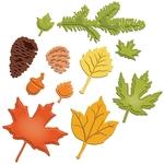 Fall Foliage Shapeabilities - Spellbinders