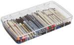 Prism Series 6 Compartment Storage Case - ArtBin