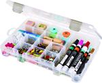 Solutions Translucent Medium Multi Compartment Organizer - ArtBin