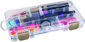 Solutions Long 3 Compartment Case - ArtBin