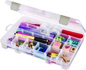 Solutions Medium 6 Compartment Storage Case - ArtBin