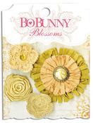 Natural Earth Dahlia - Blossoms - Bo Bunny