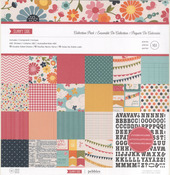 Sunny Side Collection Pack - Pebbles Inc