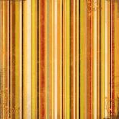 Stripe Paper - Apple Cider - Bo Bunny