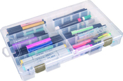 Solutions Large 4 Compartment Storage Box - ArtBin