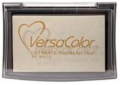 White VersaColor Ink Pad - Tsukineko