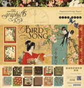 Bird Song 12 x 12 Paper Pad - Graphic 45